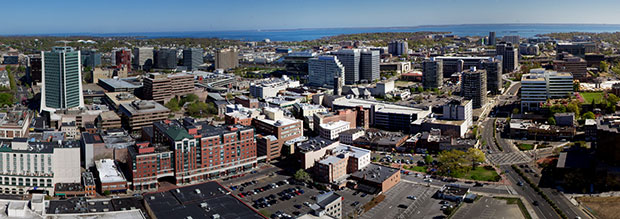 Stamford ct office space connecticut business centers for Mitchell s fish market locations